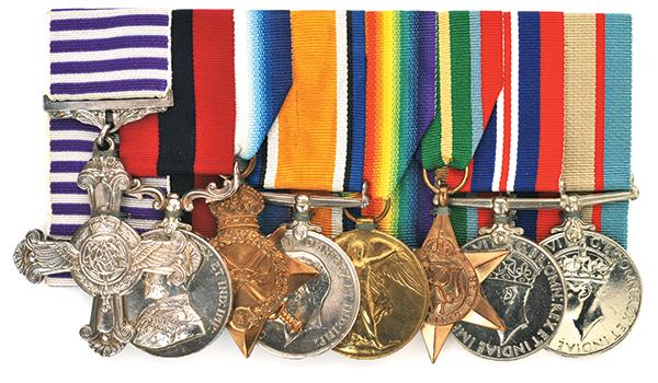 Qantas-Medals